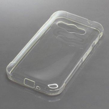BackCover transparent für  SM-G388F Galaxy Xcover 3