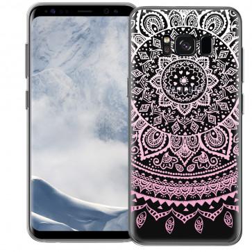 BackCover Mandala für Galaxy S8 SM-G950F