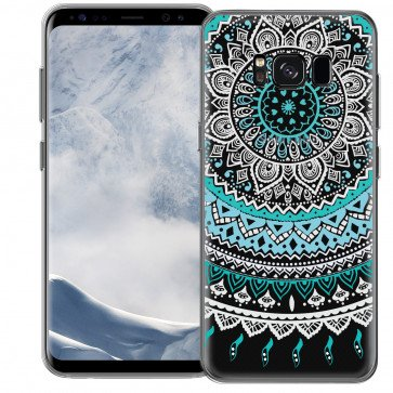 BackCover Mandala für Galaxy S8+; SM-955F