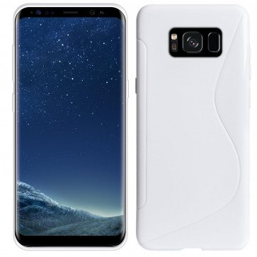 BackCover S-Line für Galaxy S8+; SM-955F