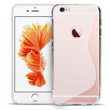 BackCover S-Line für  Apple iPhone 7 Plus/8 Plus