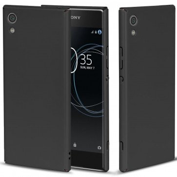 BackCover Dark slim für  Sony Xperia XA