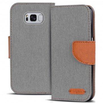 Bookstyle Textile für Galaxy A5 (2017) SM-A520F