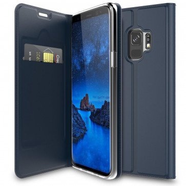 Bookstyle Magnet für Galaxy S10 Plus