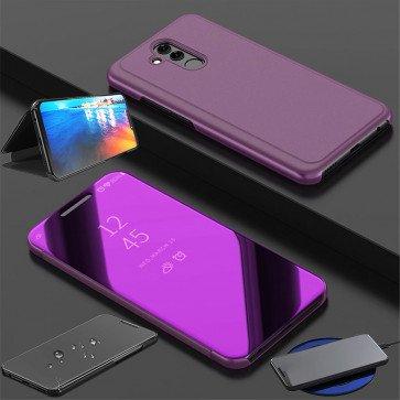 Bookstyle Clear View für Samsung Galaxy M20